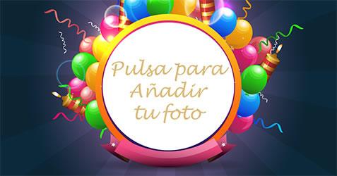Tarjetas De Cumpleaños Personalizadas Con Foto Para Enviar