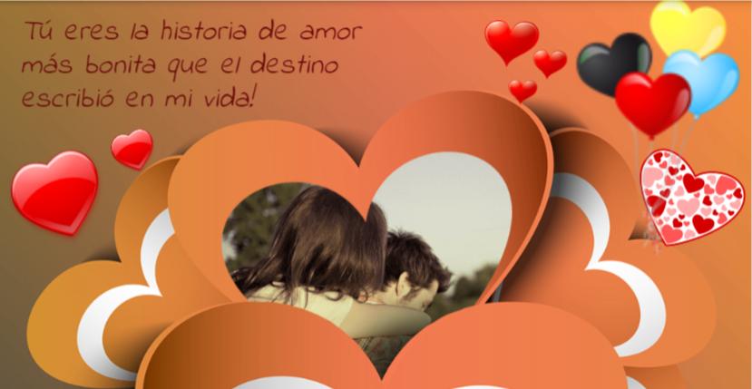 corazones de amor verdadero