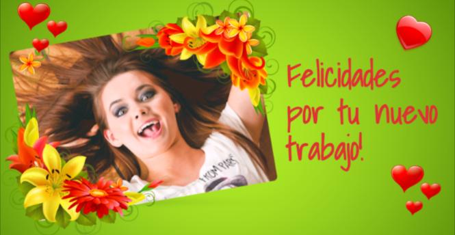 flores bonitas para tu tarjeta personalizada