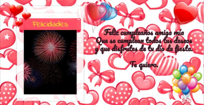 dibujos de corazones para tu felicitación con foto