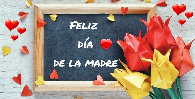 Mensaje para el día de la madre.