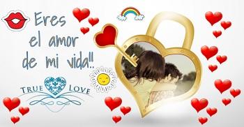 Tarjetas de amor originales con foto